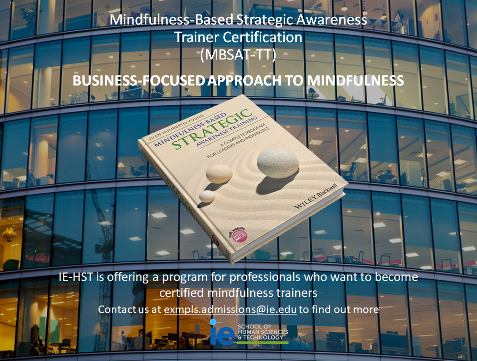 Mindfulness-Based Strategic Awareness Trainer Certification